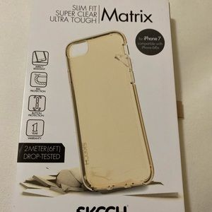 Matrix iPhone 6 7 8 case cover NEW gel material